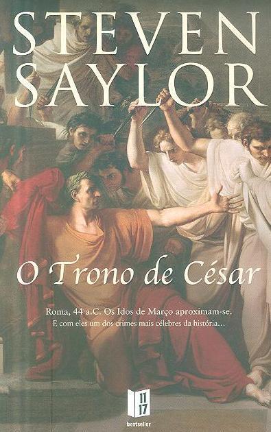 O trono de César (Steven Saylor)