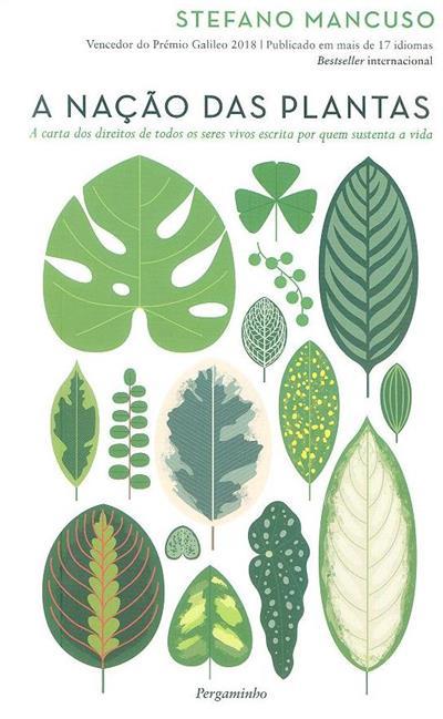A nação das plantas (Stefano Mancuso)