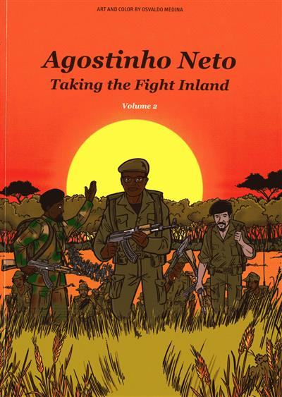 Agostinho Neto, taking the fight inland