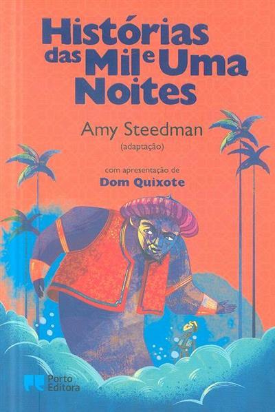 Histórias das mil e uma noites (adapt. Amy Steedman)
