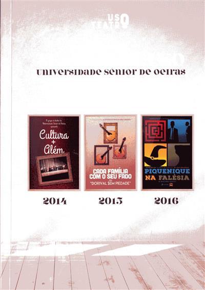 Teatro na USO (Universidade Sénior de Oeiras)