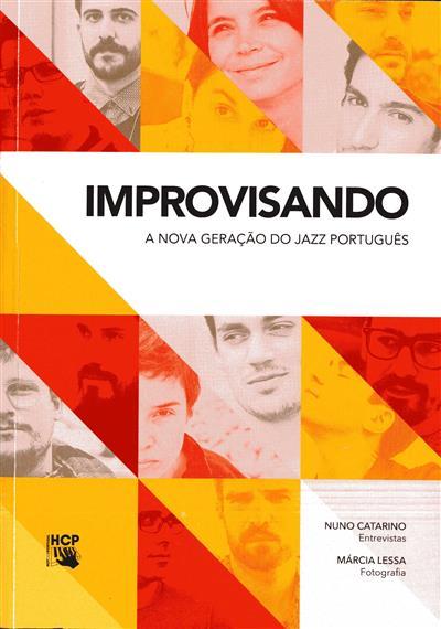 Improvisando (Nuno Catarino)