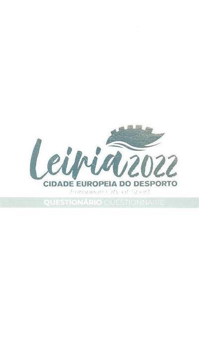 Questionário (coord.-geral Gonçalo Lopes)