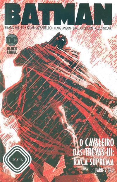 Raça suprema 2 (Frank Miller, Brian Azzarello)