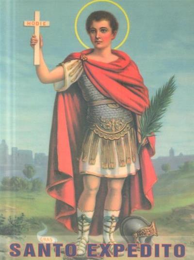 Santo Expedito (Januário dos Santos)