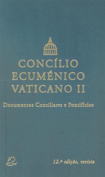 Concílio Ecuménico Vaticano II (Concílio Ecuménico Vaticano II)