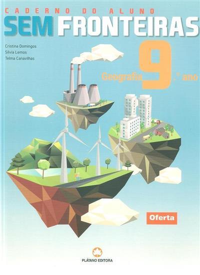 Caderno do aluno (Cristina Domingos, Jorge Lemos, Telma Canavilhas)