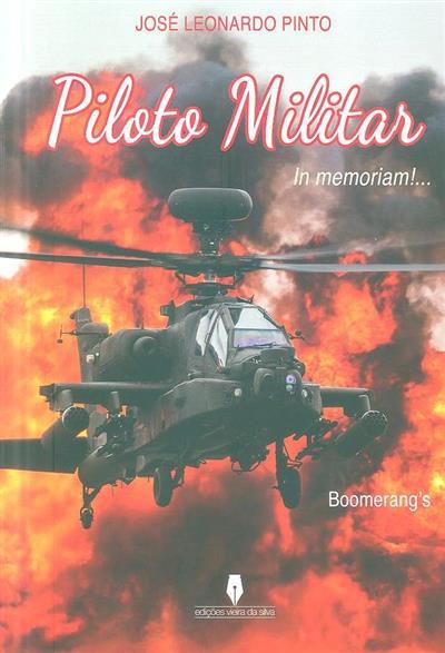 Piloto militar in memoriam!... (José Leonardo Pinto)
