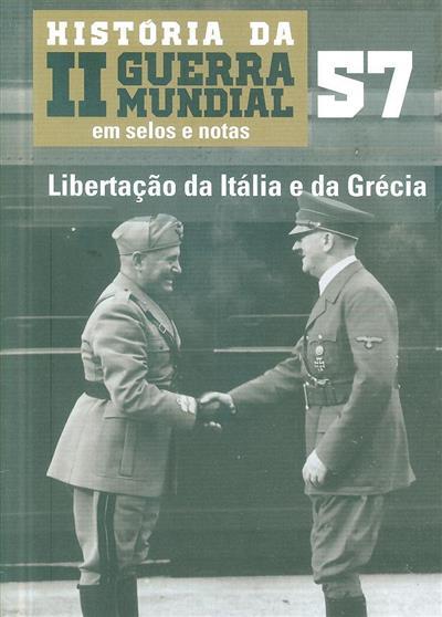 Libertação da Itália e da Grécia (David Moreu)