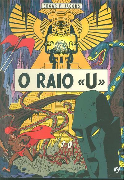 """O raio """"U"""" (Edgar P. Jacobs)"""