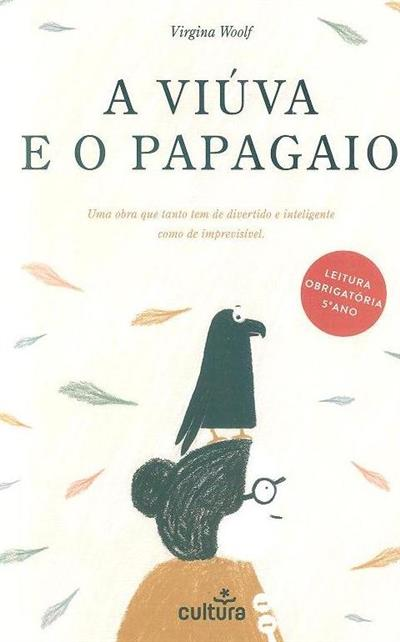A viúva e o papagaio