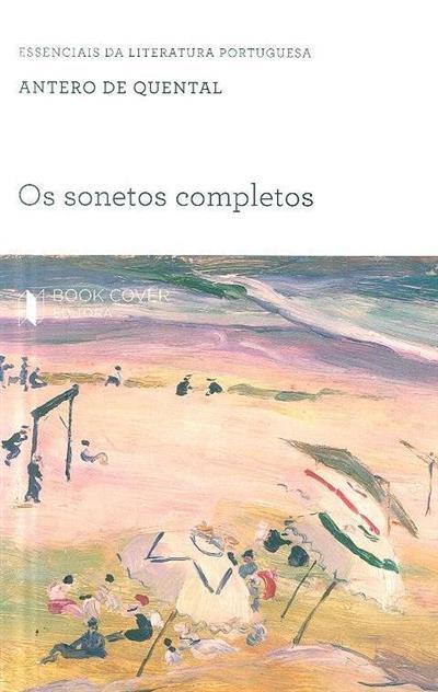 Os sonetos completos (Antero de Quental)