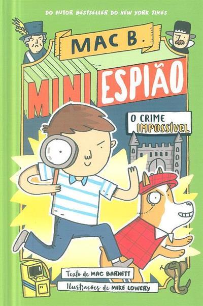 O crime impossível (Mac Barnett)