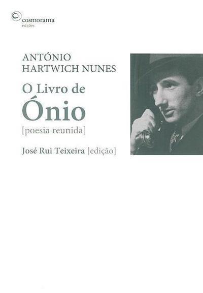 O livro de Ónio (António Hartwich Nunes)
