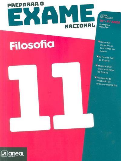 Preparar o exame nacional 11 (Lina Moreira, Idalina Dias)