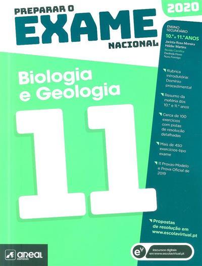 Preparar o exame nacional (Jacinta Rosa Moreira, Hélder Martins)