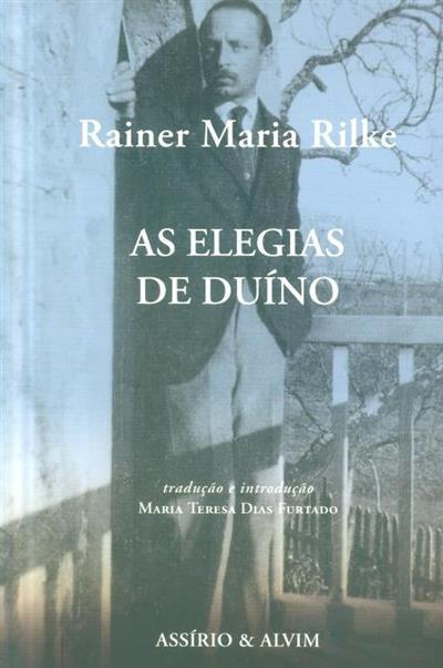 As elegias de Duíno (Raine Maria Rilke)