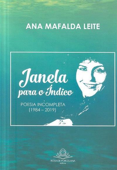 Janela para o Índico (Ana Mafalda Leite)