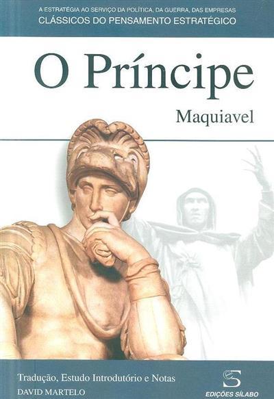 O príncipe (Nicolau Maquiavel)