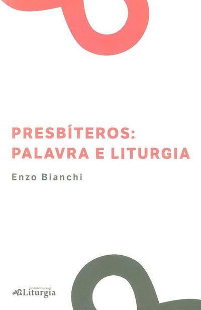 Presbíteros (Enzo Bianchi)