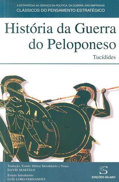 História da guerra do Peloponeso (Tucídides)