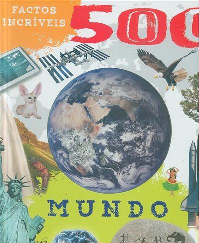 Mundo (adapt. e rev. cient. Maria dos Anjos Viana, Helena Santos)