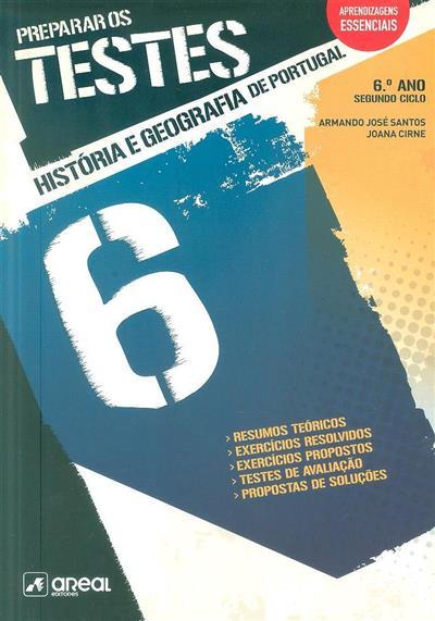História e geografia de Portugal 6 (Armando José Santos, Joana Cirne)
