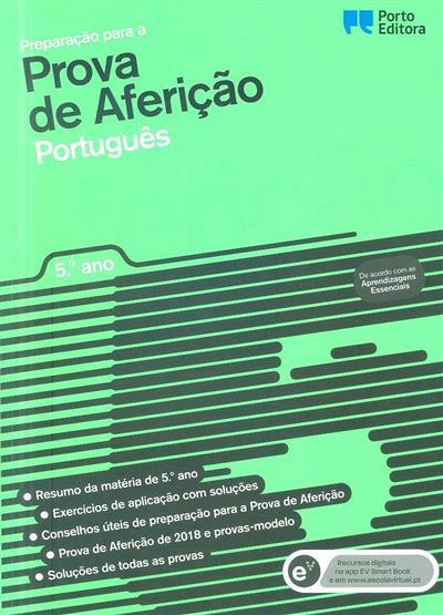 Preparação para a prova de aferição (Sofia Queirós, Ângela Machado Ferreira)