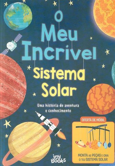 O meu incrível sistema solar (Annabel Savery)