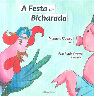 A festa da bicharada (Manuela Ribeiro)