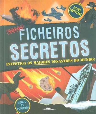 Novos ficheiros secretos (Susan Martineau)