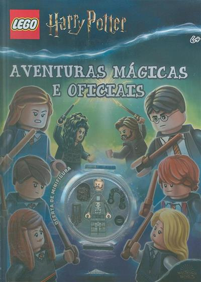 Aventuras mágicas oficiais
