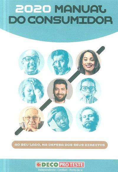 Manual do consumidor 2020 (ed. Cláudia Maia, João Mendes)