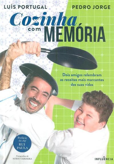 Cozinha com memória (Luís Portugal, Pedro Jorge)
