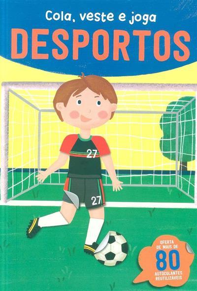 Desportos (il. Inês Logrado Ferreira)