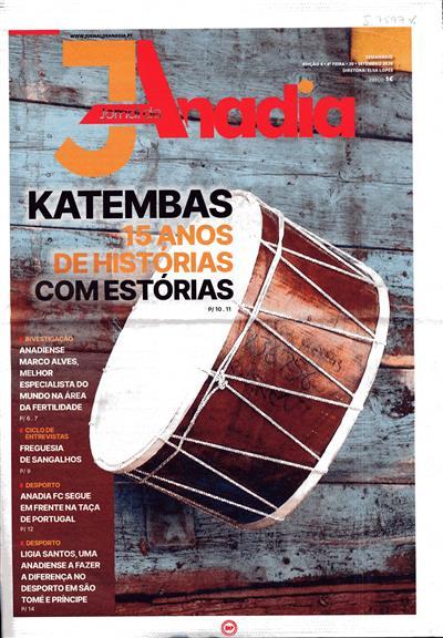 Jornal de Anadia (propr. Página Participativa)