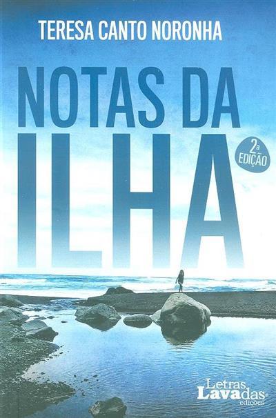 Notas da ilha (Teresa Canto Noronha)