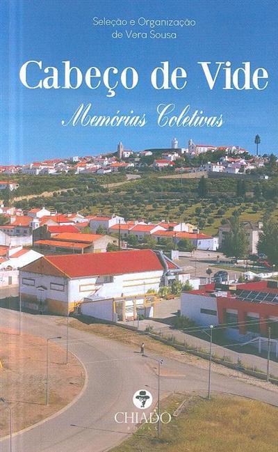 Cabeço de Vide (sel. e org. Vera Sousa)