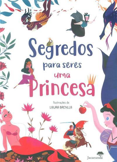 Segredos para seres uma princesa (Federica Magrin)