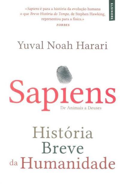 Sapiens (Yuval Noah Harari)