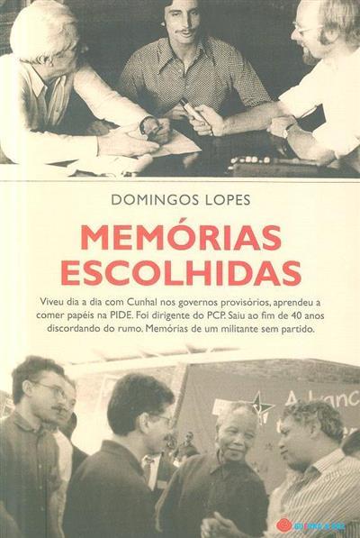Memórias escolhidas (Domingos Lopes)