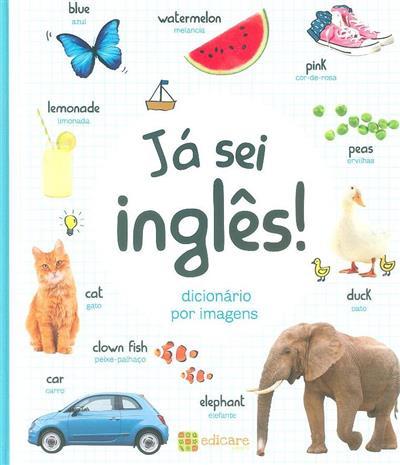 Já sei inglês!