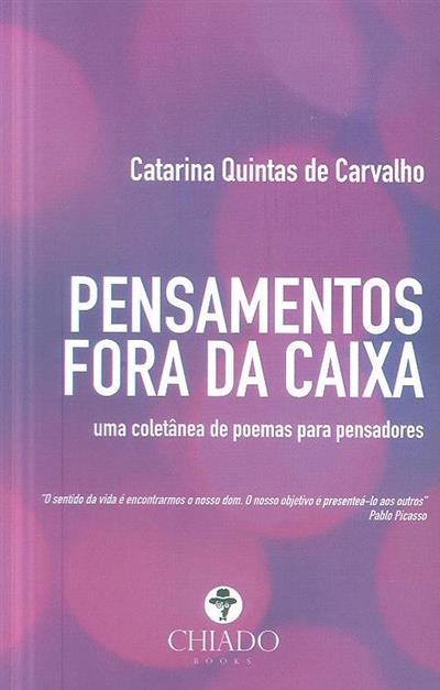 Pensamentos fora da caixa (Catarina Quintas de Carvalho)