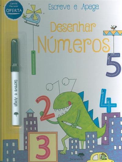 Desenhar números (il. Kimberly Scott)