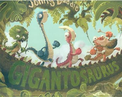 Gigantosaurus (Jonny Duddle)