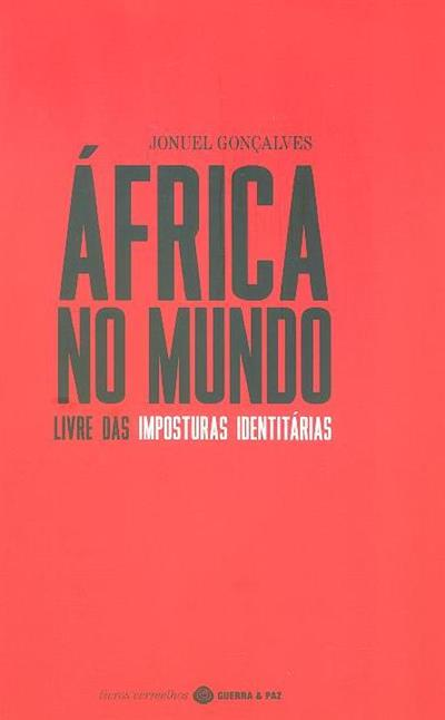 África no mundo (Jonuel Gonçalves)