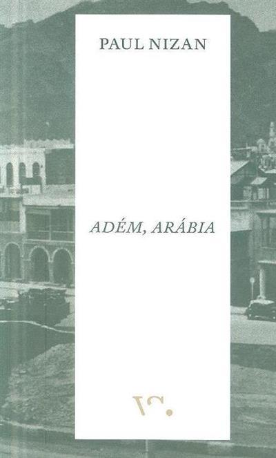 Adém, Arábia (Paul Nizan)