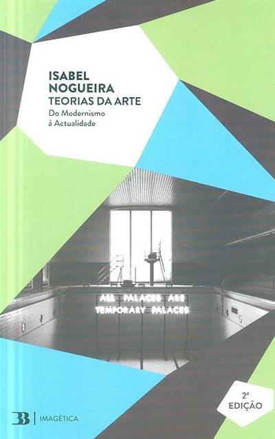 Teorias da arte (Isabel Nogueira)