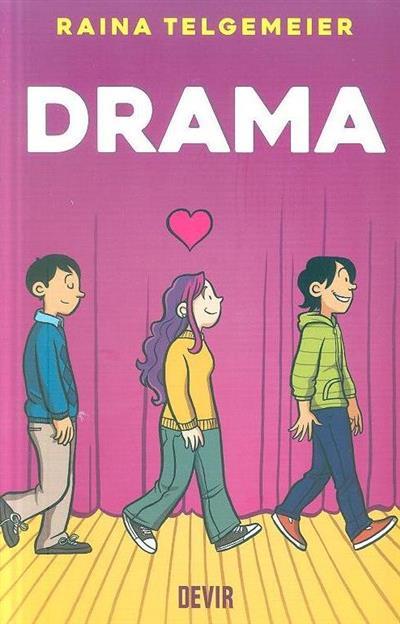 Drama (Raina Telgemeier)