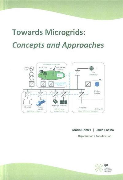 Towards microgrids (org., coord. Mário Gomes, Paulo Coelho)